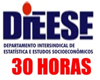 Estudo do DIEESE analisa impactos da jornada de 30 horas